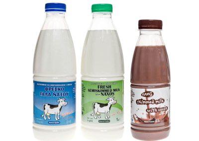 Φρέσκο Παστεριωμένο Γάλα